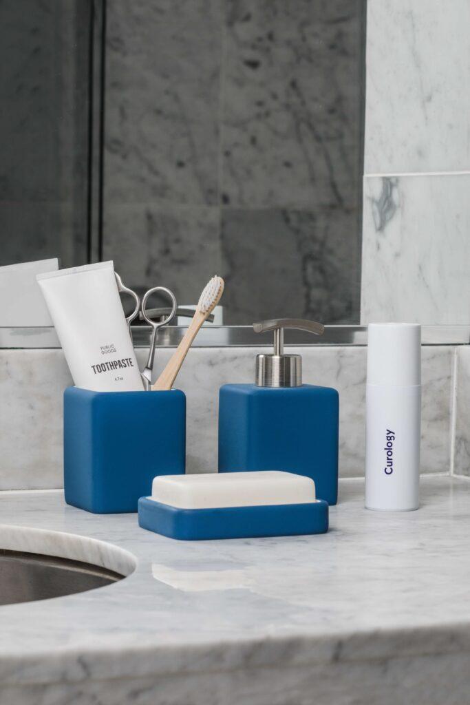 Łazienka - nowoczesny styl