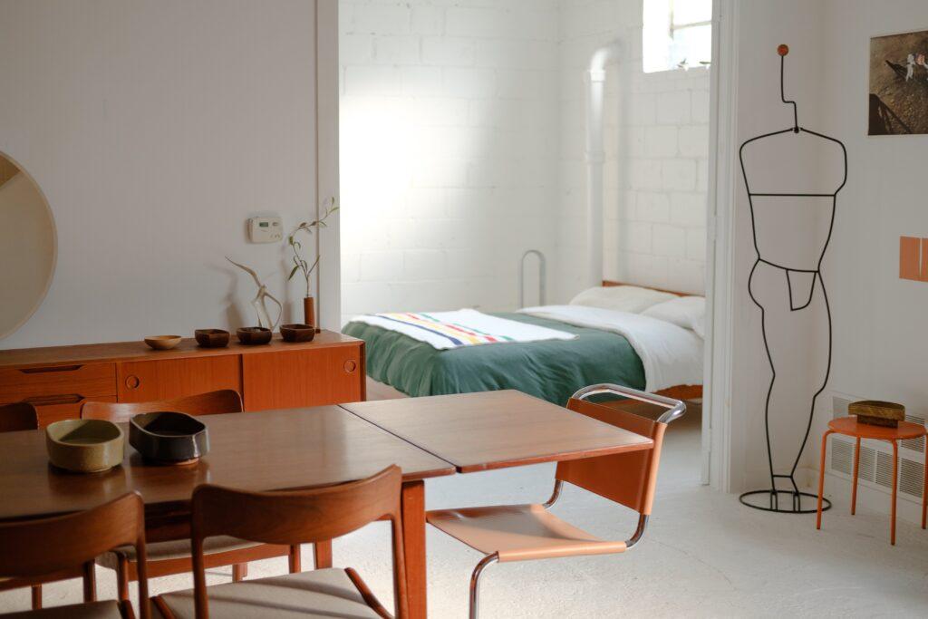 Aranżacje wnętrz - minimalizm